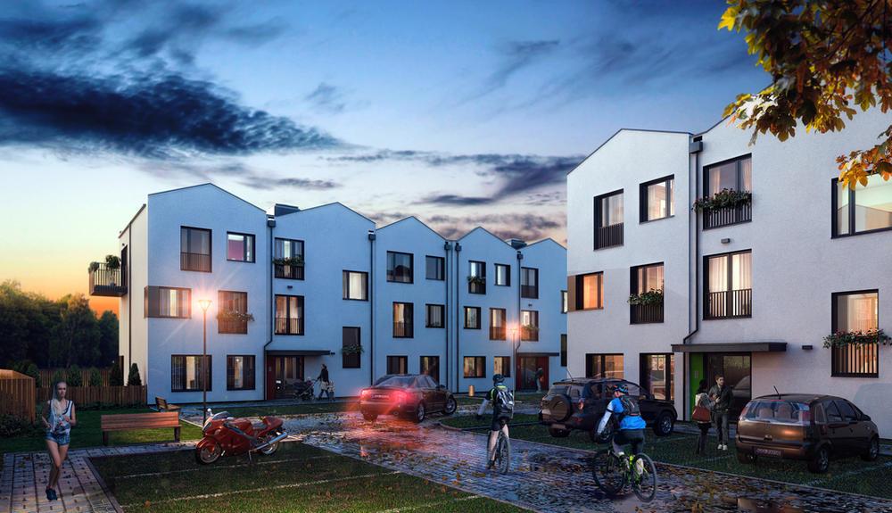 Poznań/Smochowice/ - Mieszkanie na sprzedaż