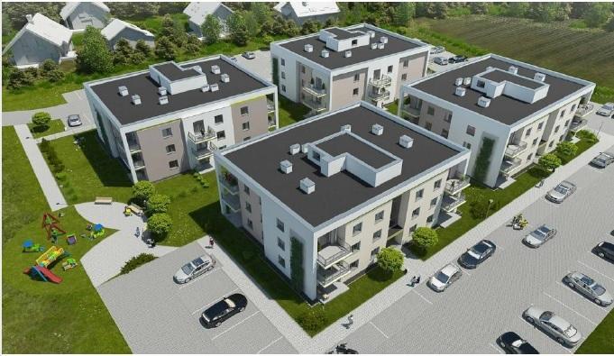 Pobiedziska//gen. Tadeusza Kutrzeby - Mieszkanie na sprzedaż